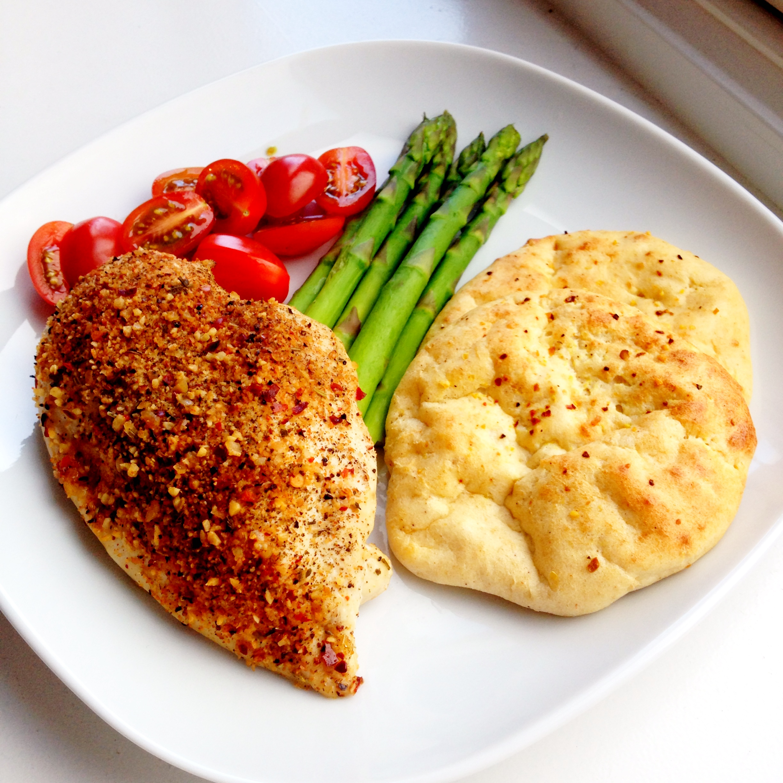 sunn middag med kyllingfilet